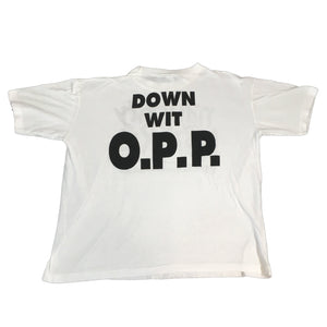 "Vintage Naughty By Nature ""Down Wit O.P.P."" T-Shirt"