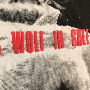 "Vintage Black Sheep ""A Wolf In Sheep's Clothing"" T-Shirt"