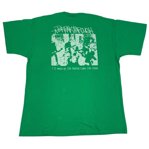 "Vintage Breakthrough ""I'll Waste My Life Chasing Times Like These"" T-Shirt"