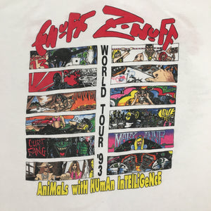 "Vintage Enuff Z'Nuff ""Animals With Human Intelligence"" T-Shirt"