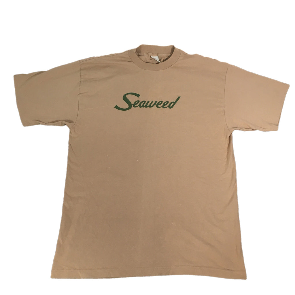 "Vintage Seaweed ""Hollywood Records"" T-Shirt"