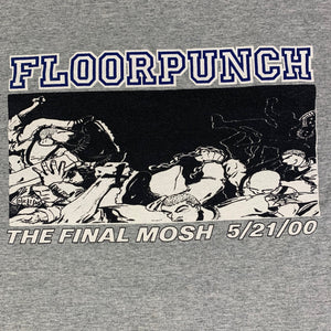 "Vintage Floorpunch ""The Final Mosh"" T-Shirt"