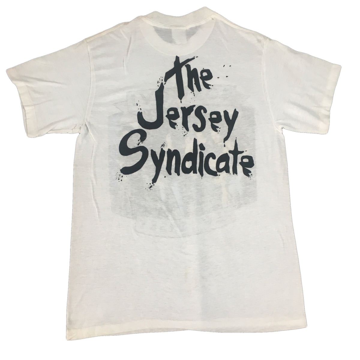 "Vintage Bon Jovi ""The Jersey Syndicate"" T-Shirt"