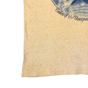 "Vintage Frank Marino & Mahogany Rush ""Tales Of The Unexpected"" T-Shirt"