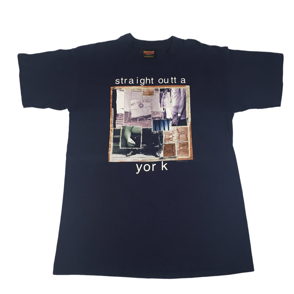 "Vintage Live ""Straight Outta York"" T-Shirt"