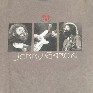 "Vintage Jerry Garcia ""Tribute"" T-Shirt"