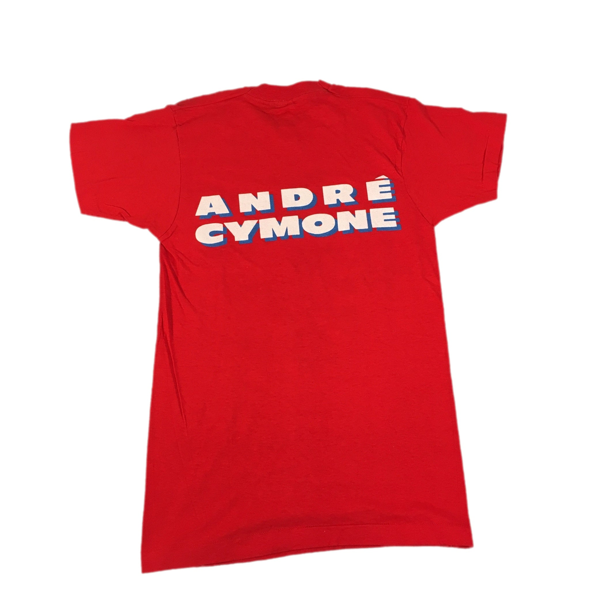 "Vintage Andre Cymone ""The Dance Electric"" T-Shirt"