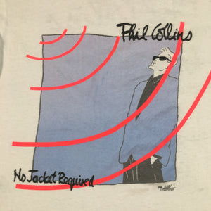 "Vintage Phil Collins ""Hot Tub Club"" T-Shirt"