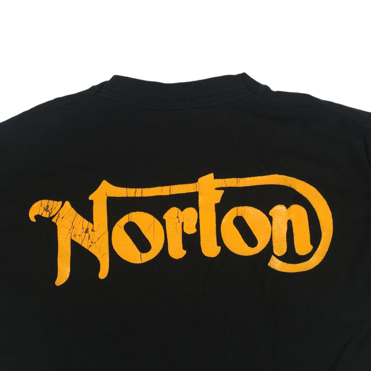 "Vintage Norton Motorcycles ""Northern New England"" T-Shirt"