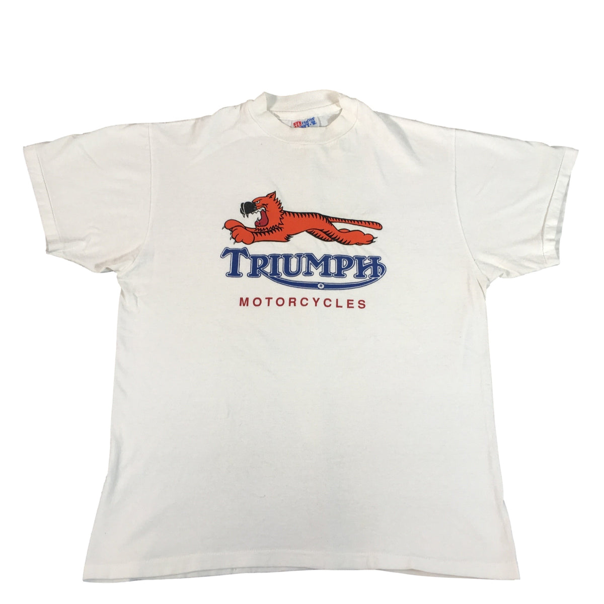 "Vintage Triumph Motorcycles ""Tiger"" T-Shirt"