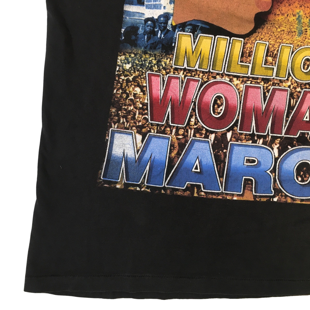 "Vintage Million Woman March ""Philadelphia"" T-Shirt"
