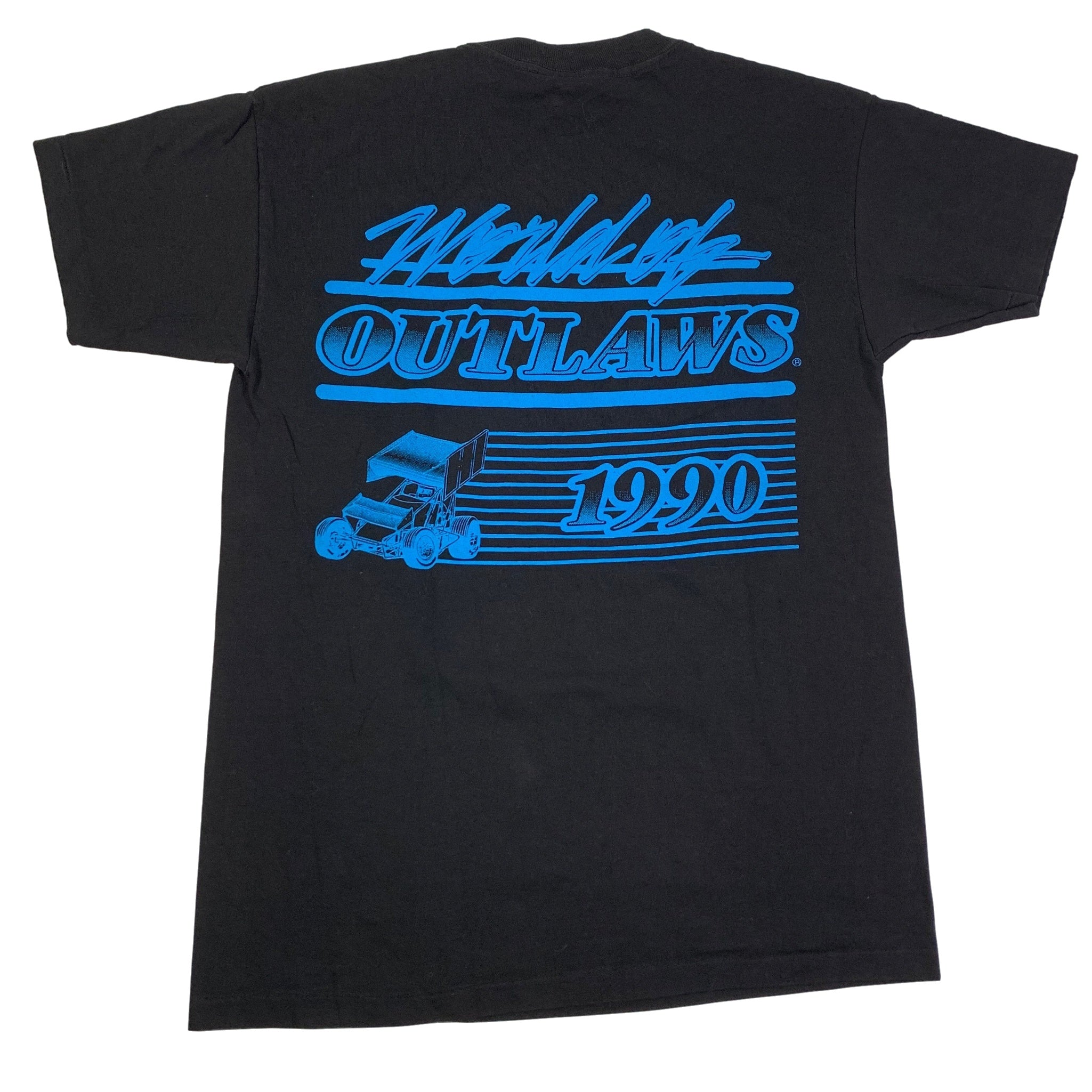 "Vintage World Of Outlaws ""1990"" T-Shirt"