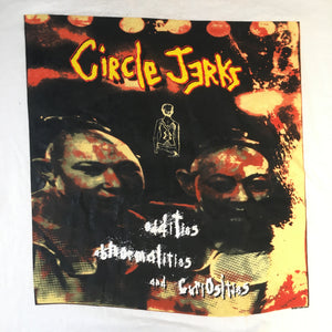 "Vintage Circle Jerks ""Oddities, Abnormalities, and Curiosities"" T-Shirt"