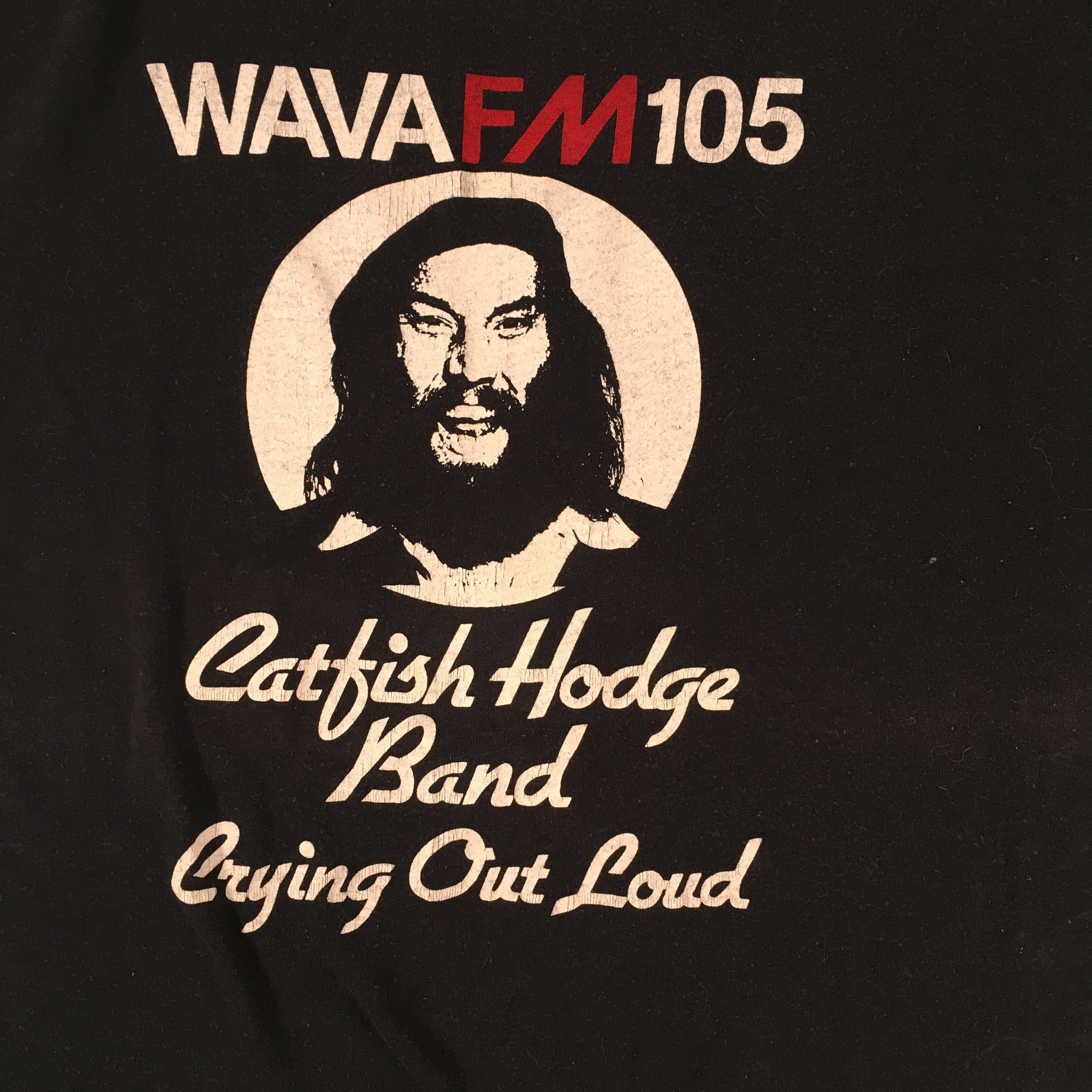 "Vintage Catfish Hodge ""The Bayou"" T-Shirt"