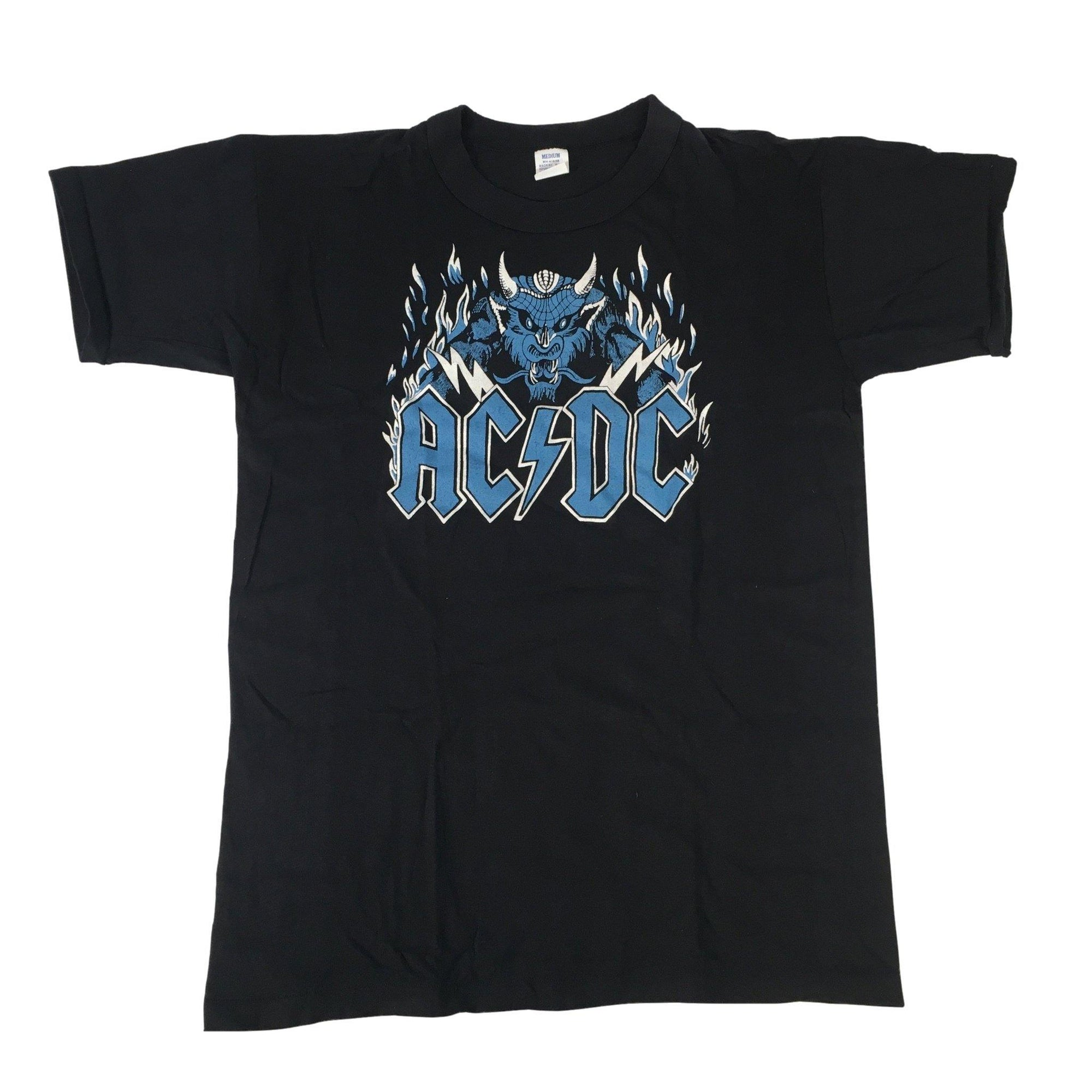 Vintage Original AC/DC Dragon T Shirt