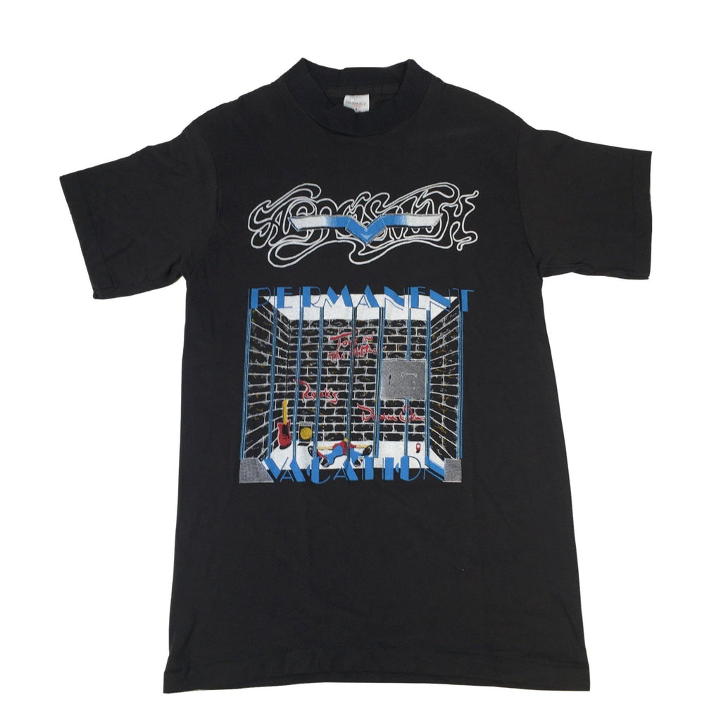 "Vintage Aerosmith ""Permanent Vacation"" T-Shirt"