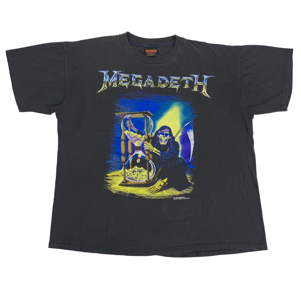 "Vintage Megadeth ""Countdown To Extinction"" T-Shirt"