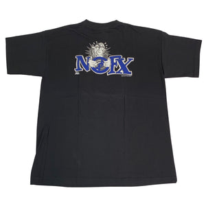 "Vintage NOFX ""Steering Wheel"" T-Shirt"