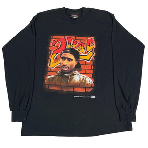 "Vintage 1997 Artimonde 2Pac ""Poetic Justice"" Long Sleeve T-Shirt"