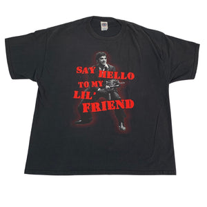 "Vintage Scarface ""Say Hello"" T-Shirt"