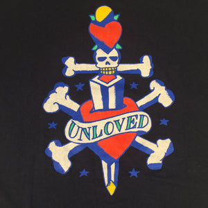 "Vintage Sheer Terror ""Unloved"" T-Shirt"