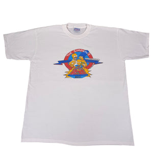 "Vintage The Simpsons ""Pinball"" T-Shirt"