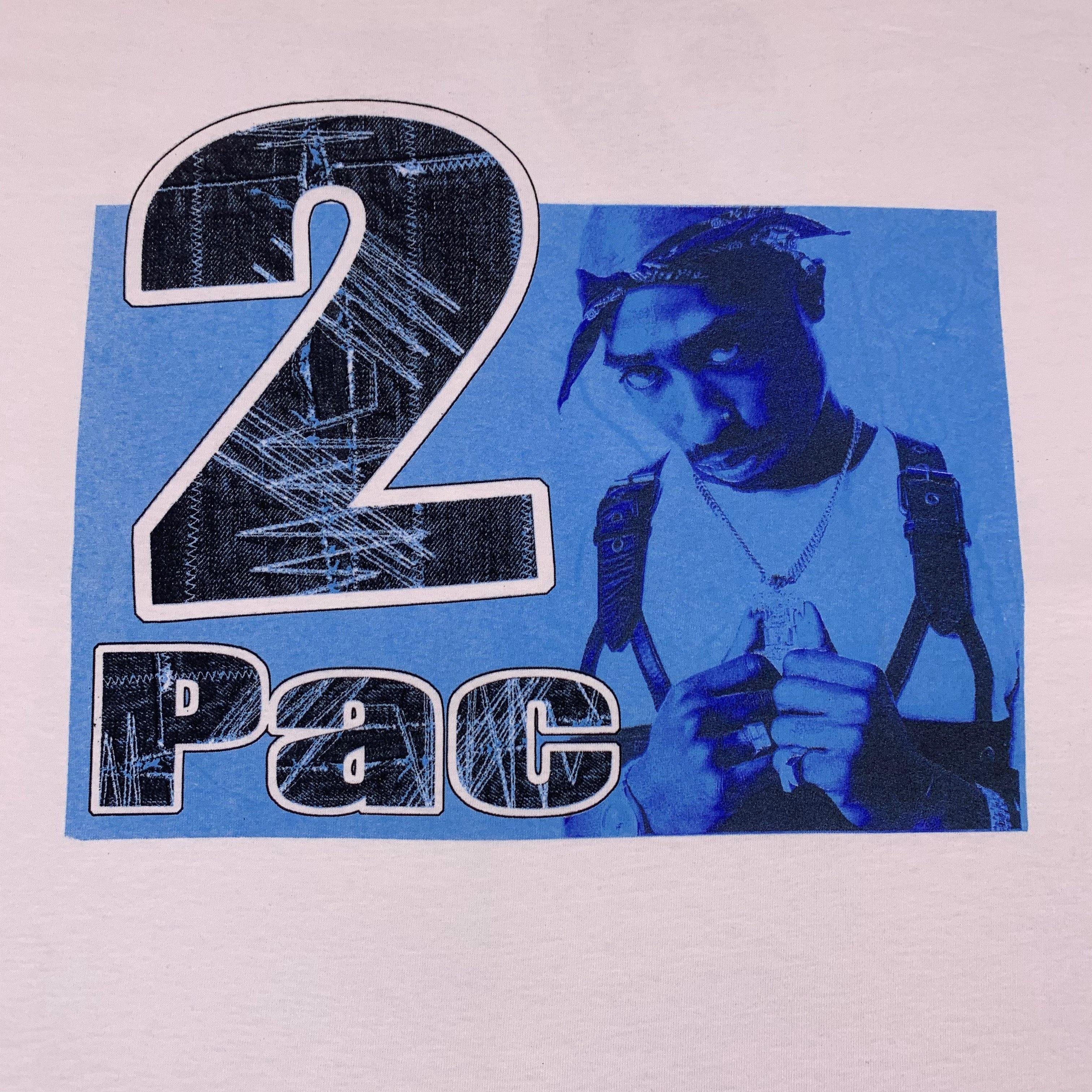 "Vintage 2pac ""Death Row"" T-Shirt"