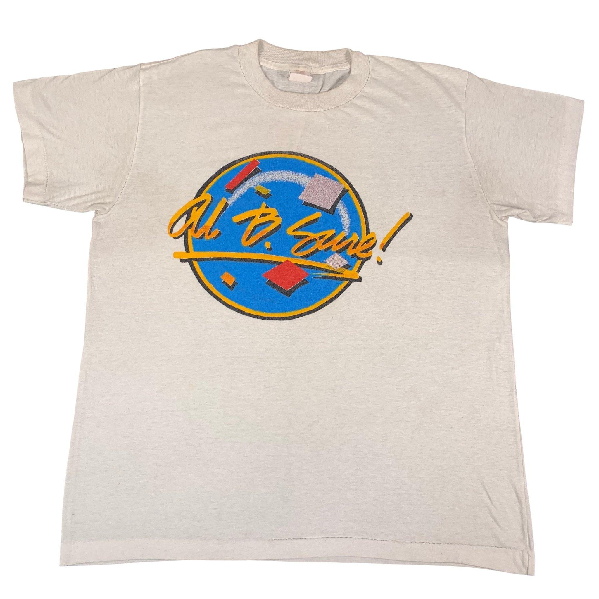 "Vintage Al B. Sure! ""In Effect Mode"" T-Shirt"