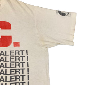 "Vintage Uniform Choice ""Straight And Alert!"" 4-Sided Wishingwell T-Shirt"