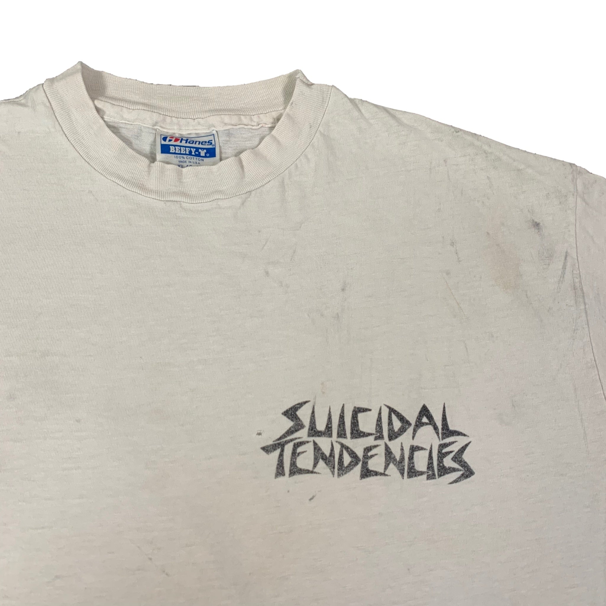 "Vintage Suicidal Tendencies ""Possessed To Skate"" T-Shirt"