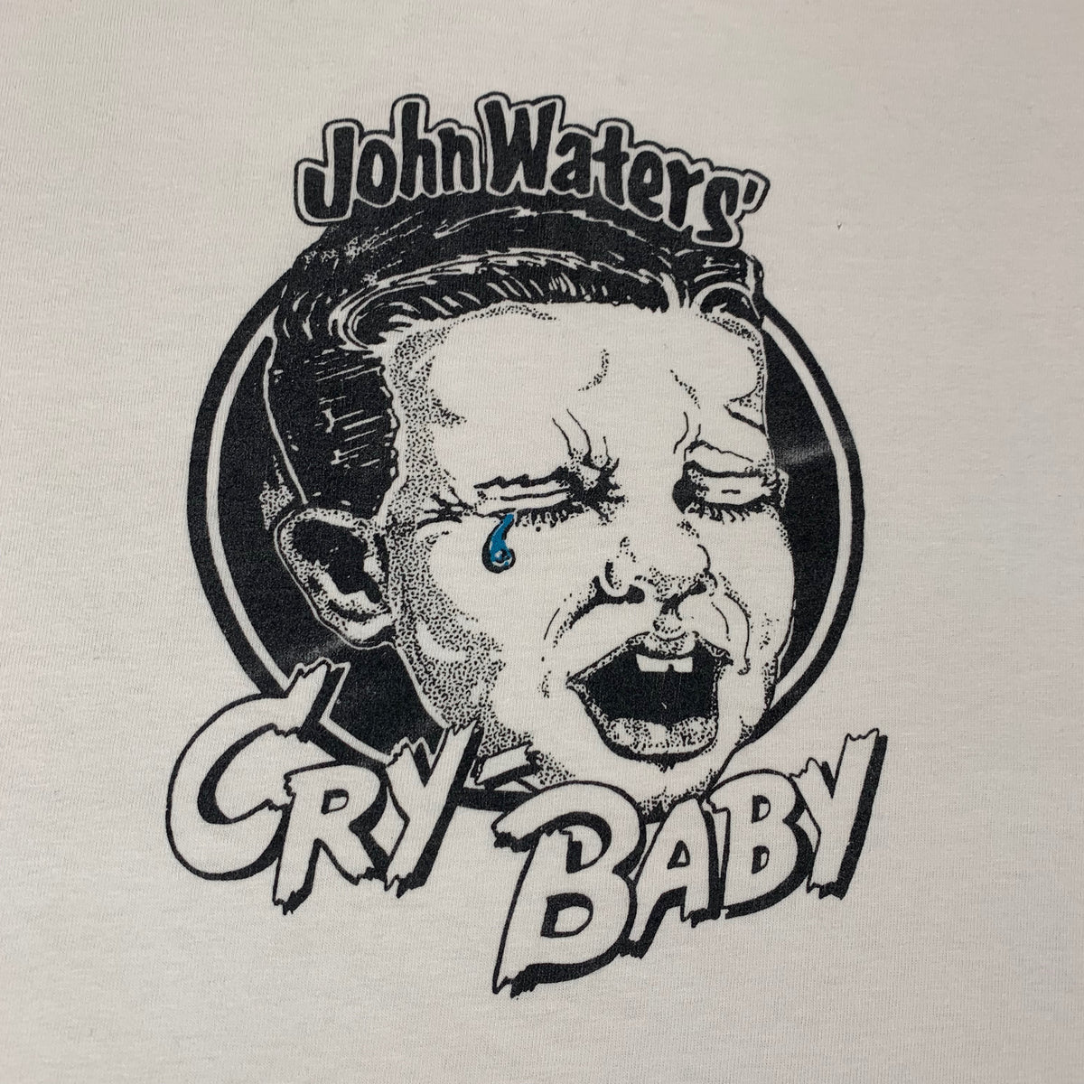 "Vintage John Waters ""Cry-Baby"" T-Shirt"