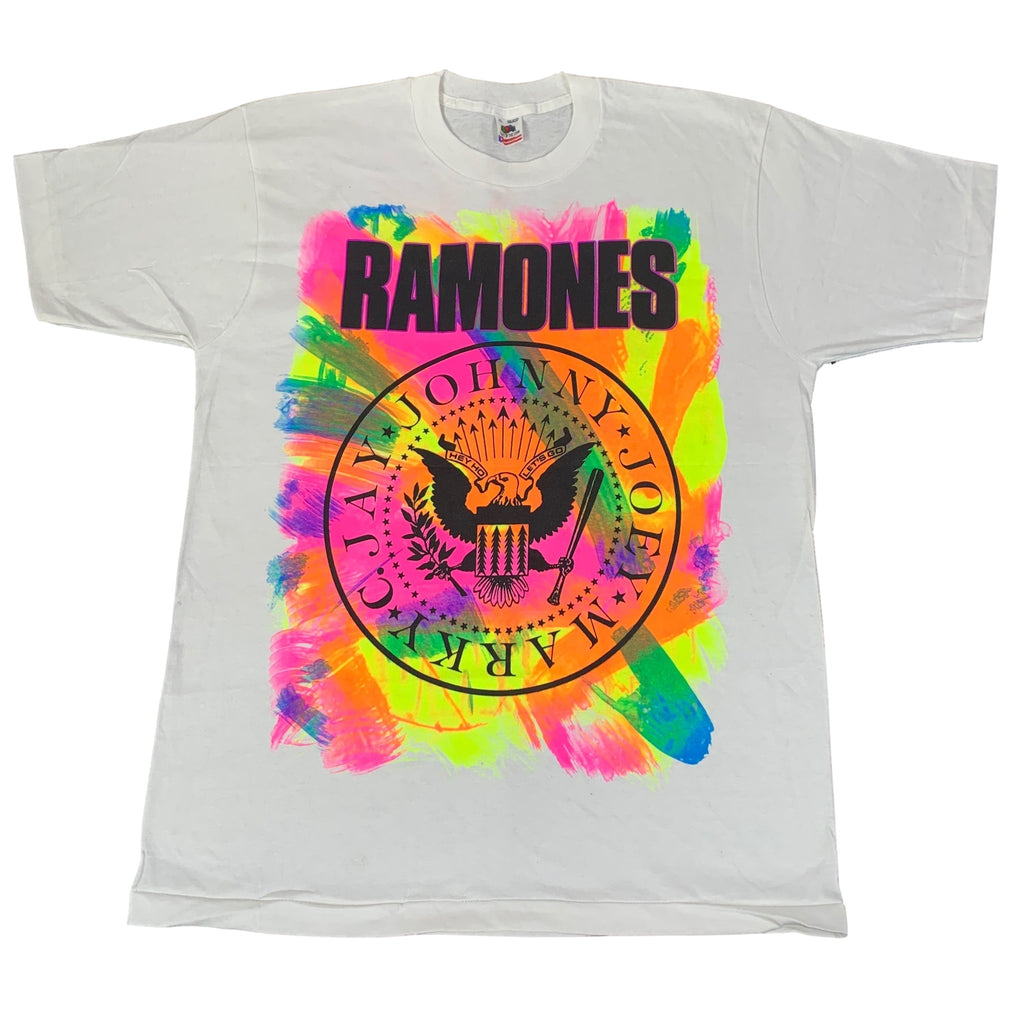 "Vintage Ramones ""Escape From New York"" Tour T-Shirt"
