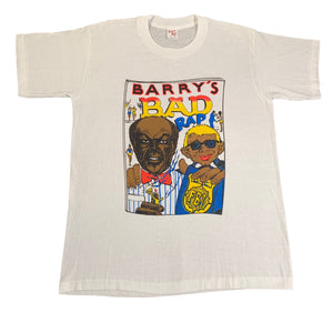 "Vintage Marion Barry ""Barry's Bad Rap"" T-Shirt"
