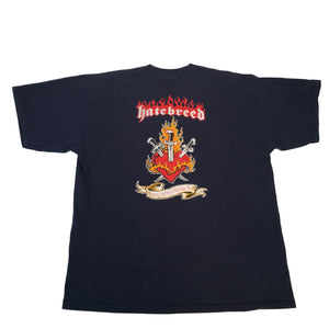 "Vintage Hatebreed ""Burial For The Living"" T-Shirt"