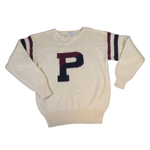 "Vintage Princeton ""New York"" Knit"
