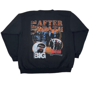 "Vintage The Notorious B.I.G. ""Notorious Thugs"" Crewneck Sweatshirt"