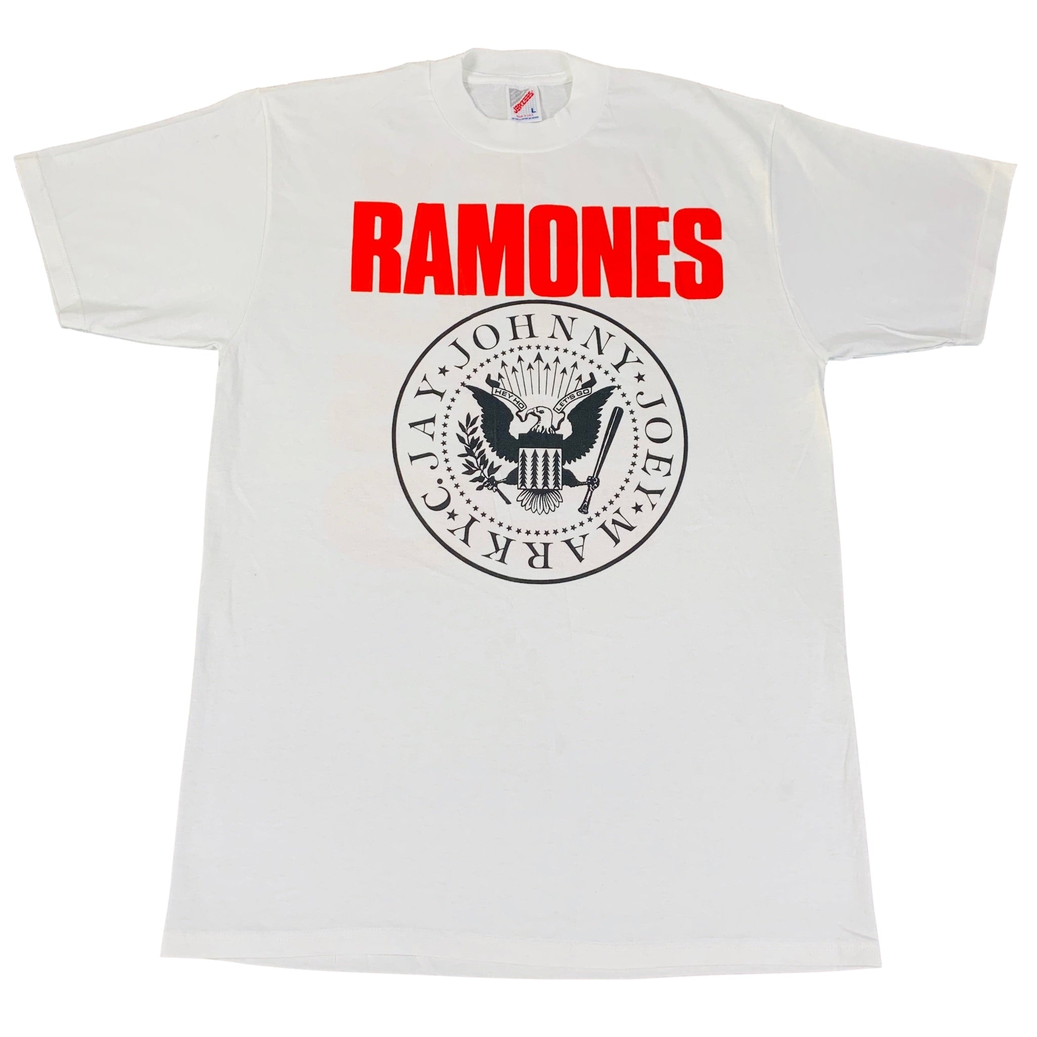 "Vintage Ramones ""Hey Ho Let's Go"" T-Shirt"