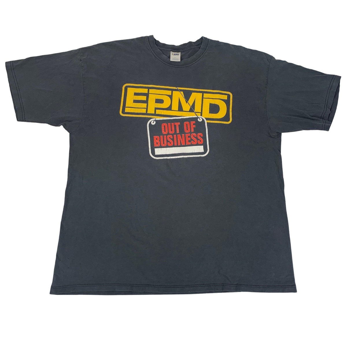 "Vintage 1999 EPMD ""Out Of Business"" Promo T-Shirt - jointcustodydc"