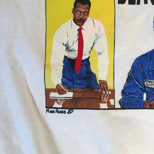 "Vintage The Hardest Job In America ""Is Being A Black Man"" Crewneck"