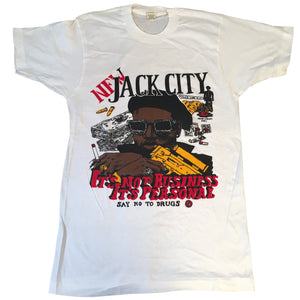 "Vintage New Jack City ""It's Personal"" T-Shirt"