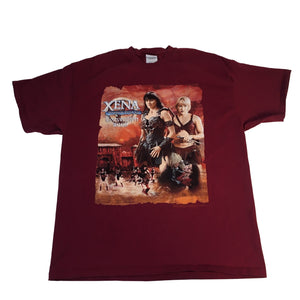 "Vintage Xena Warrior Princess ""Convention 03"" T-Shirt"