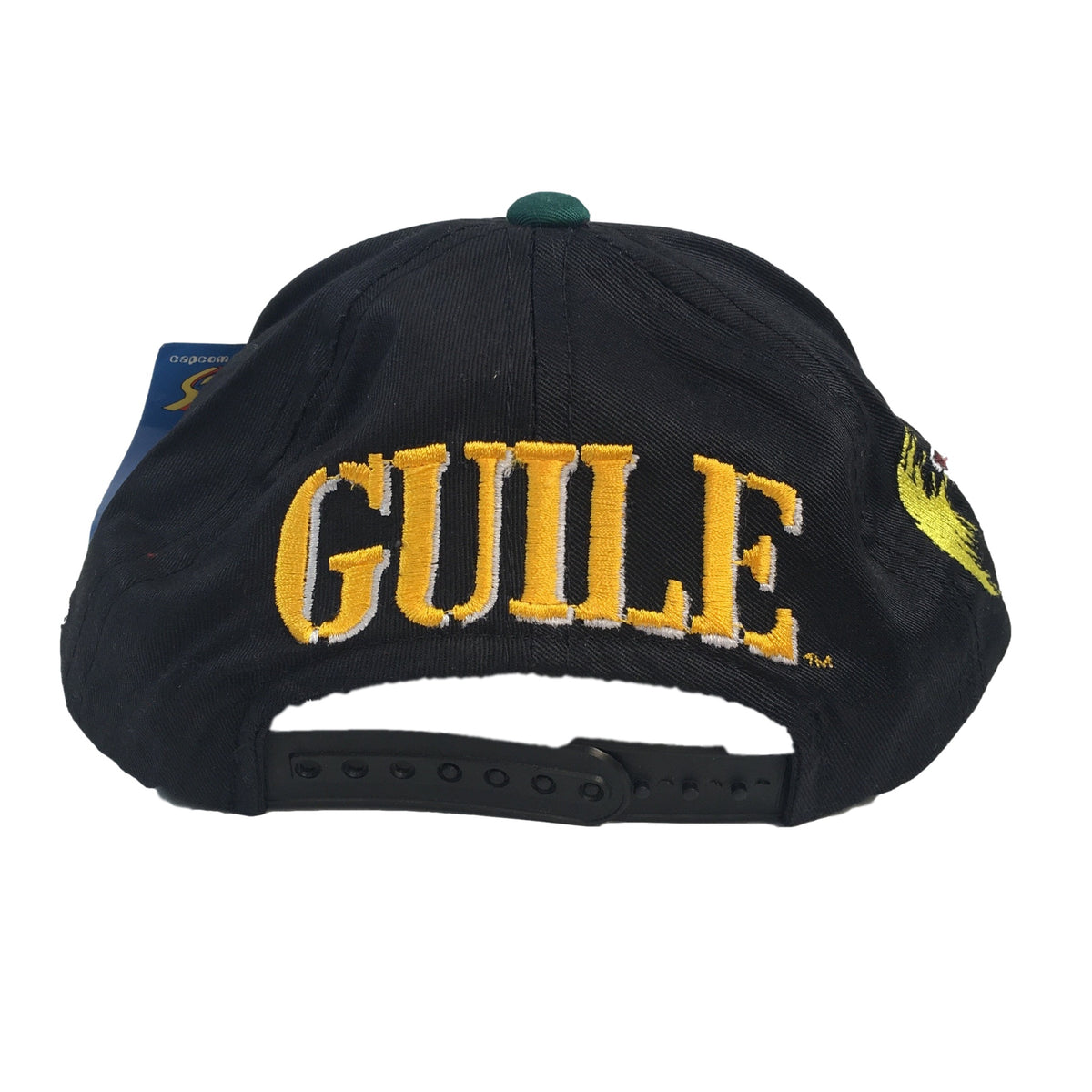 "Vintage Street Fighter II ""Guile"" Kids Snapback"