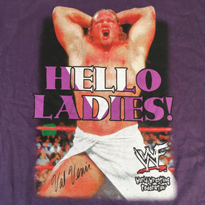"Vintage Val Venis ""Hello Ladies!"" T-Shirt"