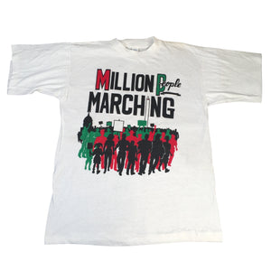 "Vintage Million People Marching ""Monument"" T-Shirt"