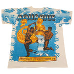 "Vintage Aquarius ""January 21-February 19"" T-Shirt"