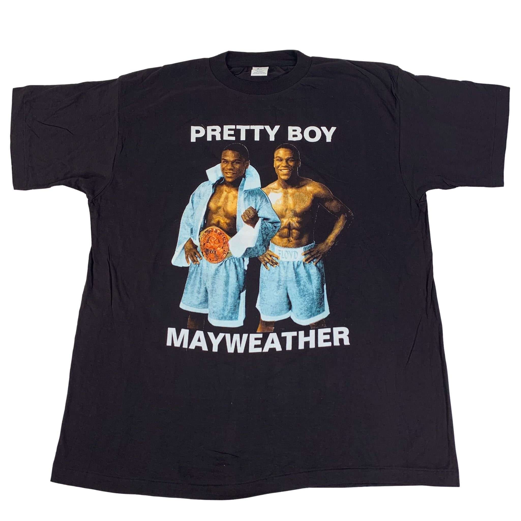 "Vintage Floyd Mayweather ""Pretty Boy Floyd"" T-Shirt ""Must replace This one"""
