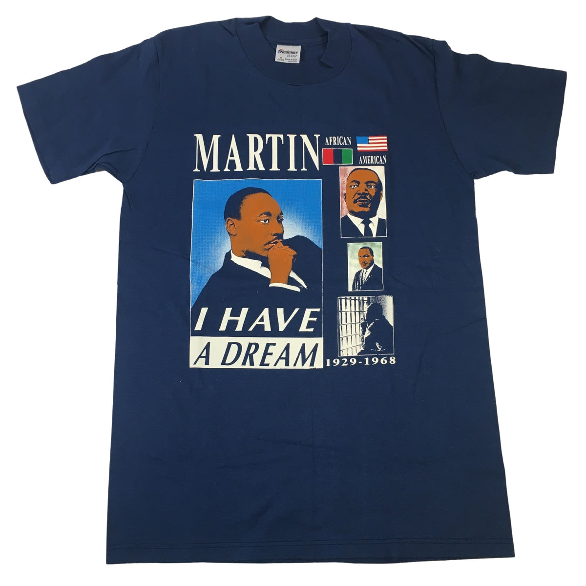 "Vintage Martin Luther King ""I Have A Dream"" T-Shirt"