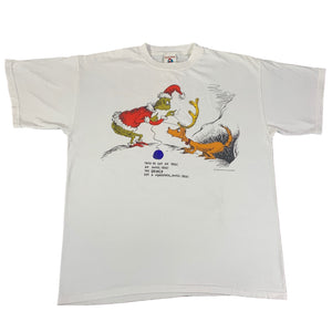 "Vintage The Grinch ""Seuss Wear"" T-Shirt"