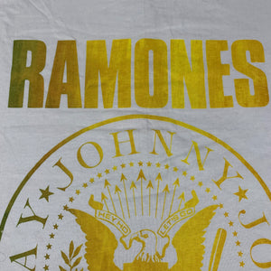"Vintage Ramones ""Escape From New York"" Gradient Tank Top"