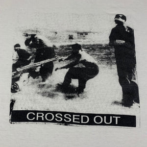 "Vintage Crossed Out ""EP"" T-Shirt"